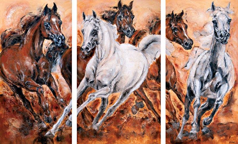 arabian horse artwork