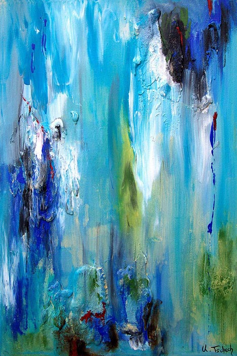 Abstract Art on canvas paintings