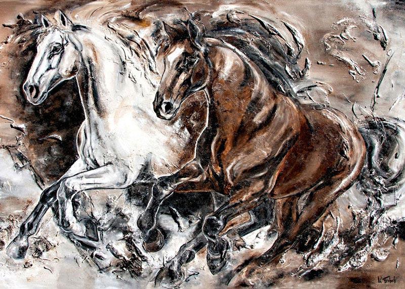 Equestrian Art Kerstin Tschech