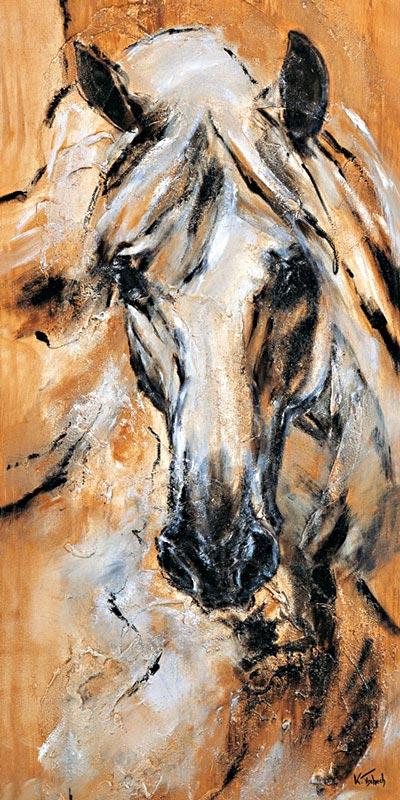 Modern Horse Portrait