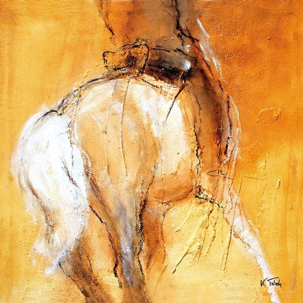 Spanish Rider painting