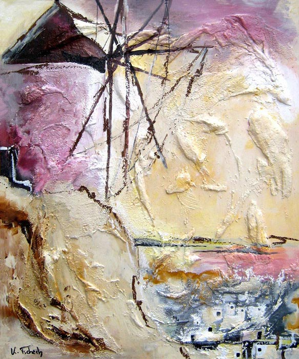 Tessaloniki painted
